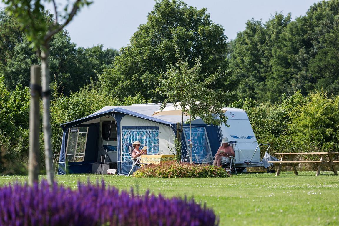 Camping mit Komfort in Cadzand-Bad